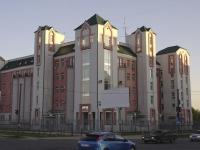 Пермь, улица Архитектора Свиязева, дом 21. медицинский центр Пермский центр по профилактике СПИД
