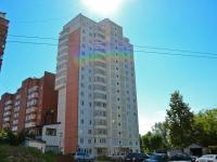 Пермь, улица Карпинского, дом 17. многоквартирный дом