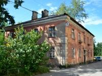 Пермь, улица Карпинского, дом 21. многоквартирный дом