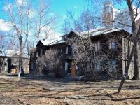Пермь, улица Карпинского, дом 20. многоквартирный дом