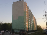 Perm, Belyaev st, house 35. Apartment house