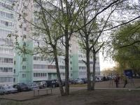Пермь, улица Космонавта Беляева, дом 35. многоквартирный дом