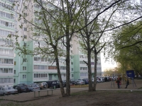 Perm, Belyaev st, house 35. Apartment house
