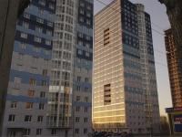 Пермь, улица Космонавта Беляева, дом 40Г. многоквартирный дом