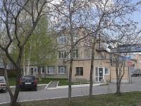 Пермь, улица Норильская, дом 6. офисное здание