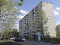 Perm, Norilskaya st, house 9. Apartment house