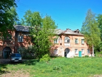 Perm, Norilskaya st, house 1. Apartment house