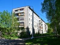 Пермь, улица Норильская, дом 7. многоквартирный дом