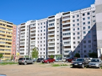 Perm, Norilskaya st, house 11. Apartment house