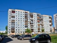 Пермь, улица Норильская, дом 13. многоквартирный дом