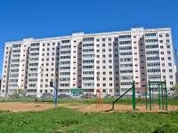 Пермь, улица Норильская, дом 13 с.1. многоквартирный дом