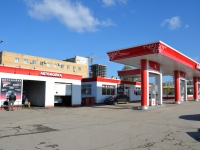 Пермь, улица Рязанская, дом 80А. автозаправочная станция
