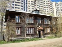 Пермь, улица Рязанская, дом 9. многоквартирный дом