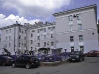 Perm, Kuybyshev st, house 49. hotel