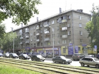 Perm, Kuybyshev st, house 51. Apartment house