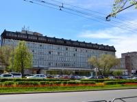 Пермь, офисное здание Уралсвязьинформ в Перми, улица Ленина, дом 68
