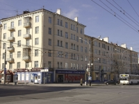 Perm, Lenin st, house 74. Apartment house