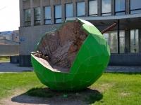 Пермь, Ленина ул, скульптура