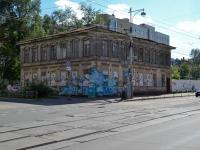Пермь, улица Ленина, дом 12. многоквартирный дом