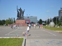 Perm, memorial complex «Героям фронта и тыла» Lenin st, memorial complex «Героям фронта и тыла»