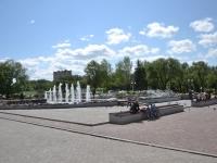 彼尔姆市, 街心公园 им. ДзержинскогоLenin st, 街心公园 им. Дзержинского