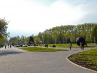 Пермь, улица Куйбышева. парк Камней