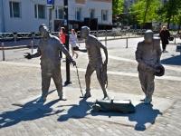 Пермь, скульптурная композиция