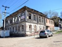 Пермь, улица Висимская, дом 25. неиспользуемое здание