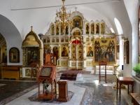 彼尔姆市, 修道院 Свято-Троицкий Стефанов мужской монастырь, Visimskaya st, 房屋 4А