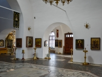 Пермь, монастырь Свято-Троицкий Стефанов мужской монастырь, улица Висимская, дом 4А