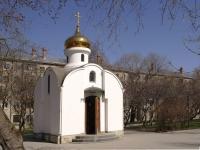 彼尔姆市, 教堂 Покрова Пресвятой Богородицы, Gleb Uspensky st, 房屋 5А