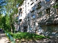 Пермь, улица Глеба Успенского, дом 7. многоквартирный дом