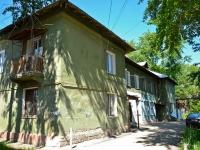 Пермь, улица Глеба Успенского, дом 8. многоквартирный дом