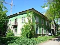Пермь, улица Глеба Успенского, дом 15. многоквартирный дом