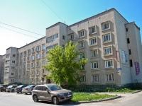 Пермь, улица Глеба Успенского, дом 17. многоквартирный дом