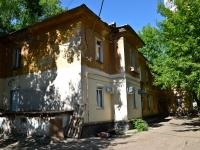Пермь, улица Глеба Успенского, дом 22. многоквартирный дом