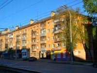 Perm, Petropavlovskaya st, house 62. Apartment house