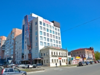 Perm, Petropavlovskaya st, house 63. office building