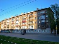 Perm, Petropavlovskaya st, house 64. Apartment house