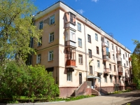 Perm, Petropavlovskaya st, house 66. Apartment house