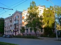 Perm, Petropavlovskaya st, house 66. Apartment house