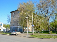 Perm, Petropavlovskaya st, house 82. Apartment house