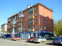 Perm, Petropavlovskaya st, house 86. Apartment house