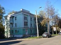 Пермь, улица Петропавловская, дом 11А. многоквартирный дом