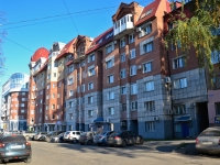 Пермь, улица Петропавловская, дом 12. многоквартирный дом