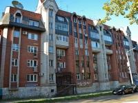 Пермь, улица Петропавловская, дом 13. многоквартирный дом