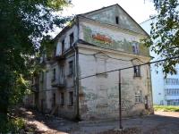 Пермь, улица Петропавловская, дом 13А. многоквартирный дом