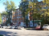 Пермь, улица Петропавловская, дом 14. многоквартирный дом