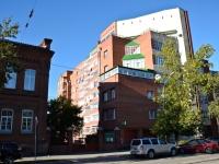 Пермь, улица Петропавловская, дом 19. многоквартирный дом