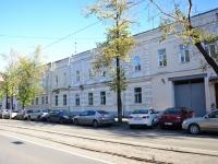 Пермь, улица Петропавловская, дом 22. поликлиника